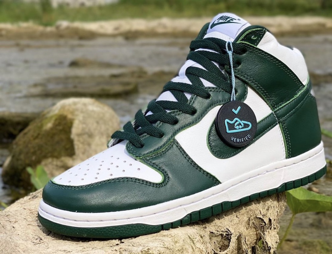 Nike Dunk High Pro Green CZ8149-100 Release Date
