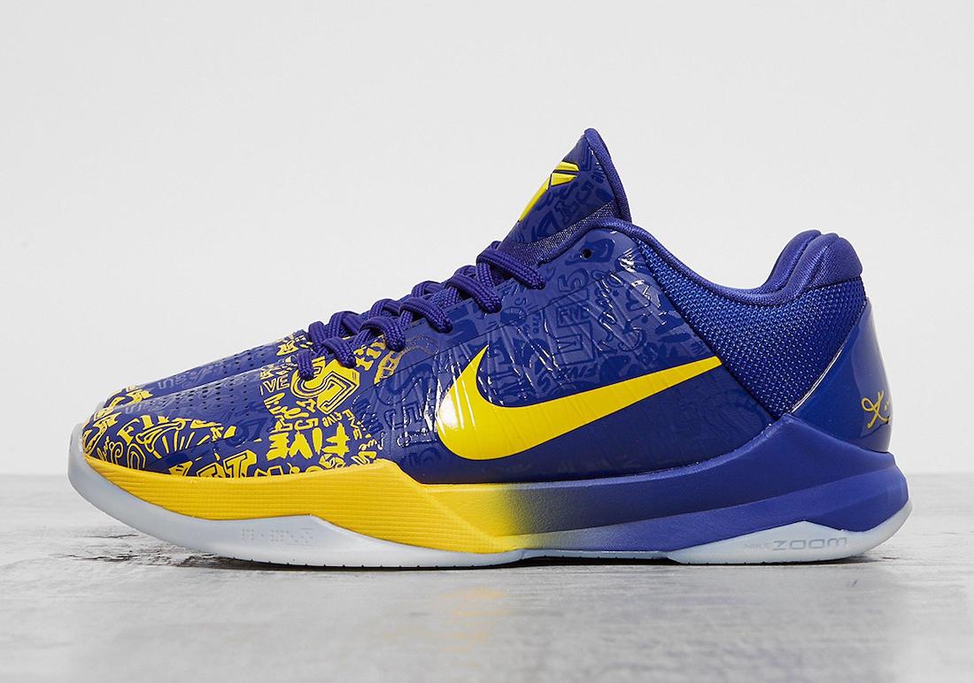 Nike Kobe 5 Protro 5 Rings Release Date