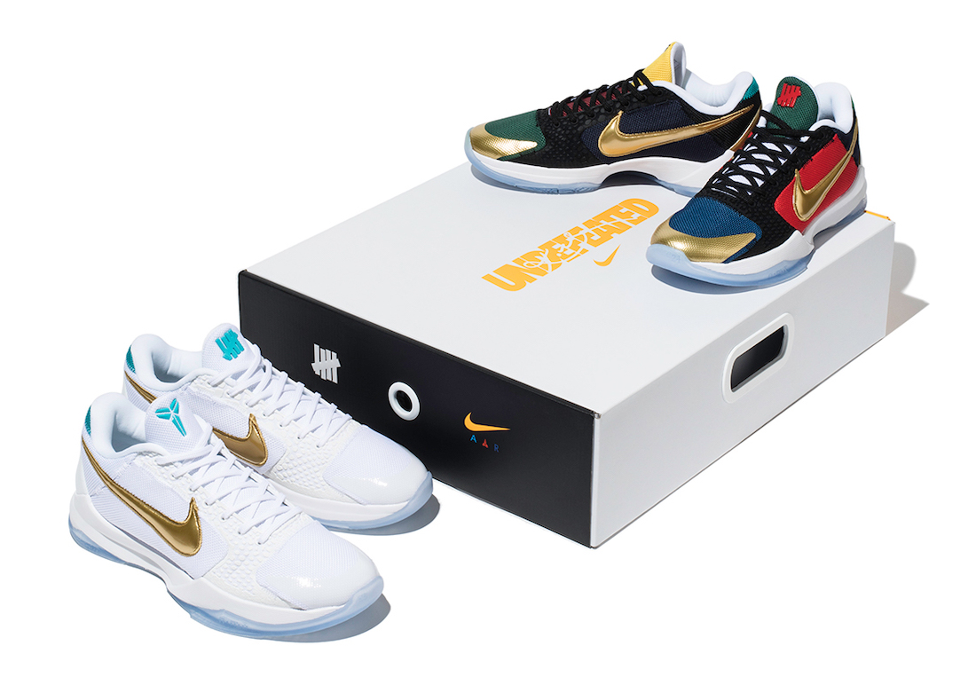 Nike Kobe 5 Protro Undefeated What If Release Date