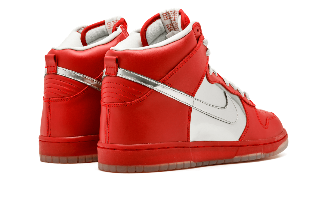 Nike SB Dunk High Premium Mork and Mindy 313171-002 2006 Release Date