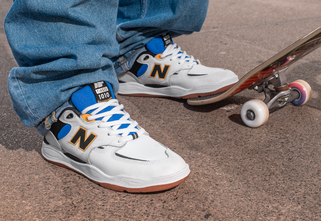 Tiago Lemos New Balance Numeric 1010 Release Date