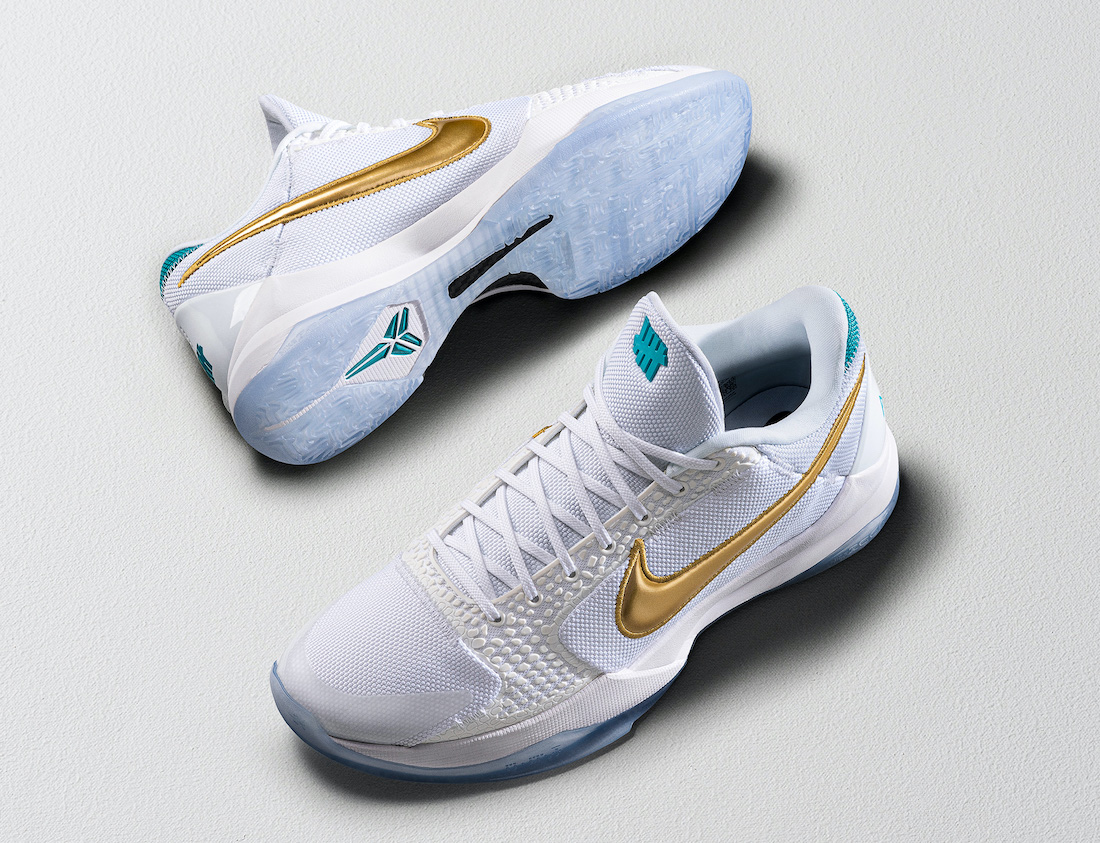 Undefeated Nike Kobe 5 Protro What If Release Date