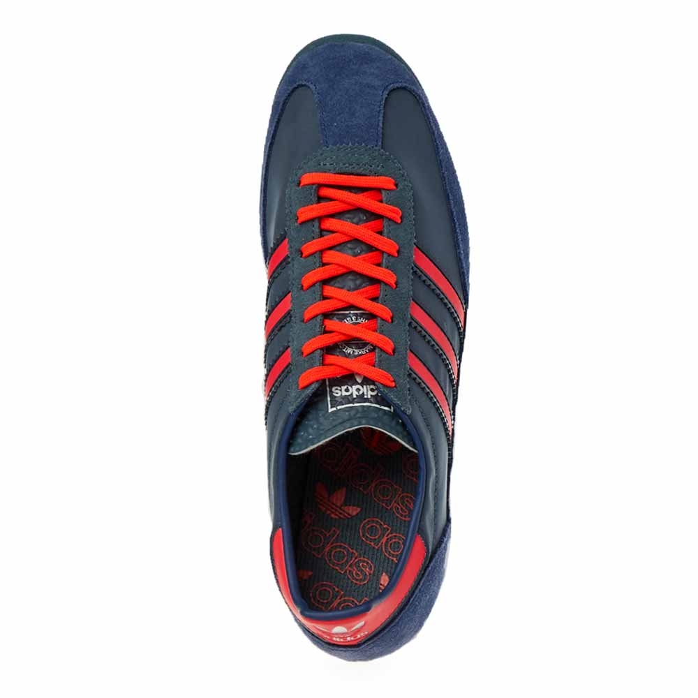 adidas SL 72 Legacy Blue Solar Red FV9783 Release Date