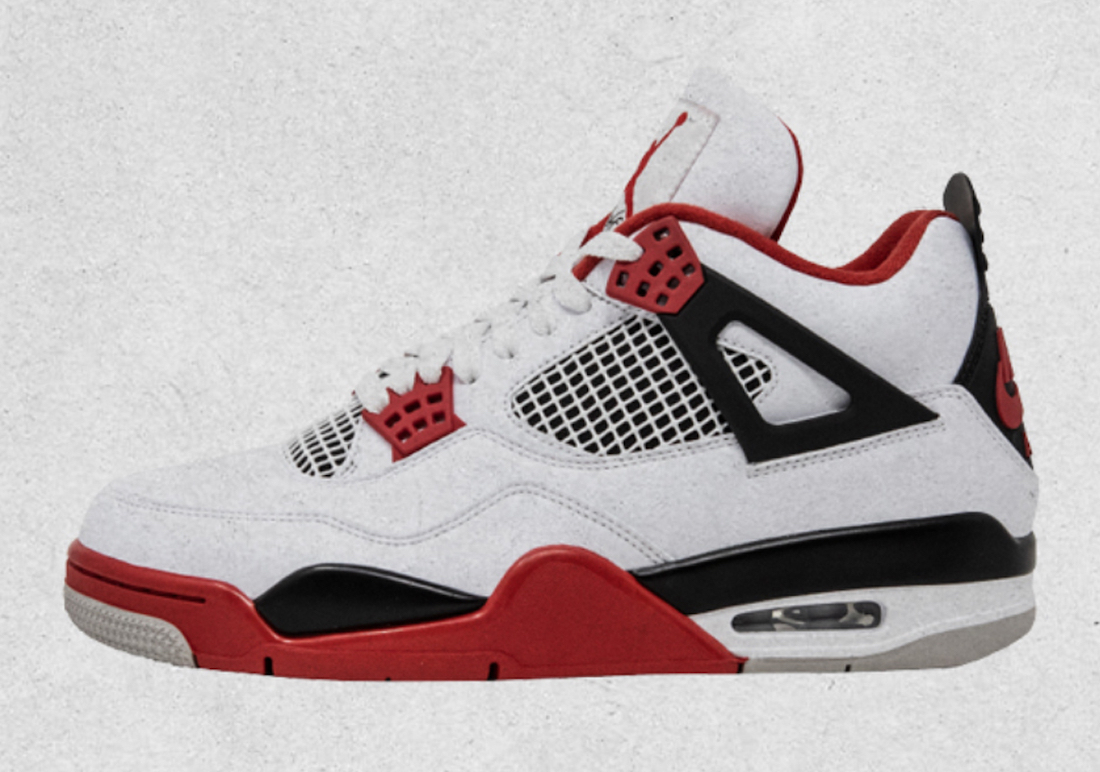 Air Jordan 4 Fire Red DC7770-160 2020 Release Date