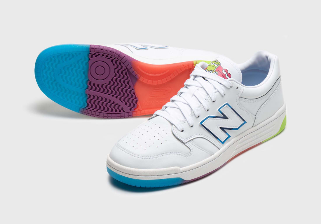 Jolly Ranchers New Balance 480 Low Release Date