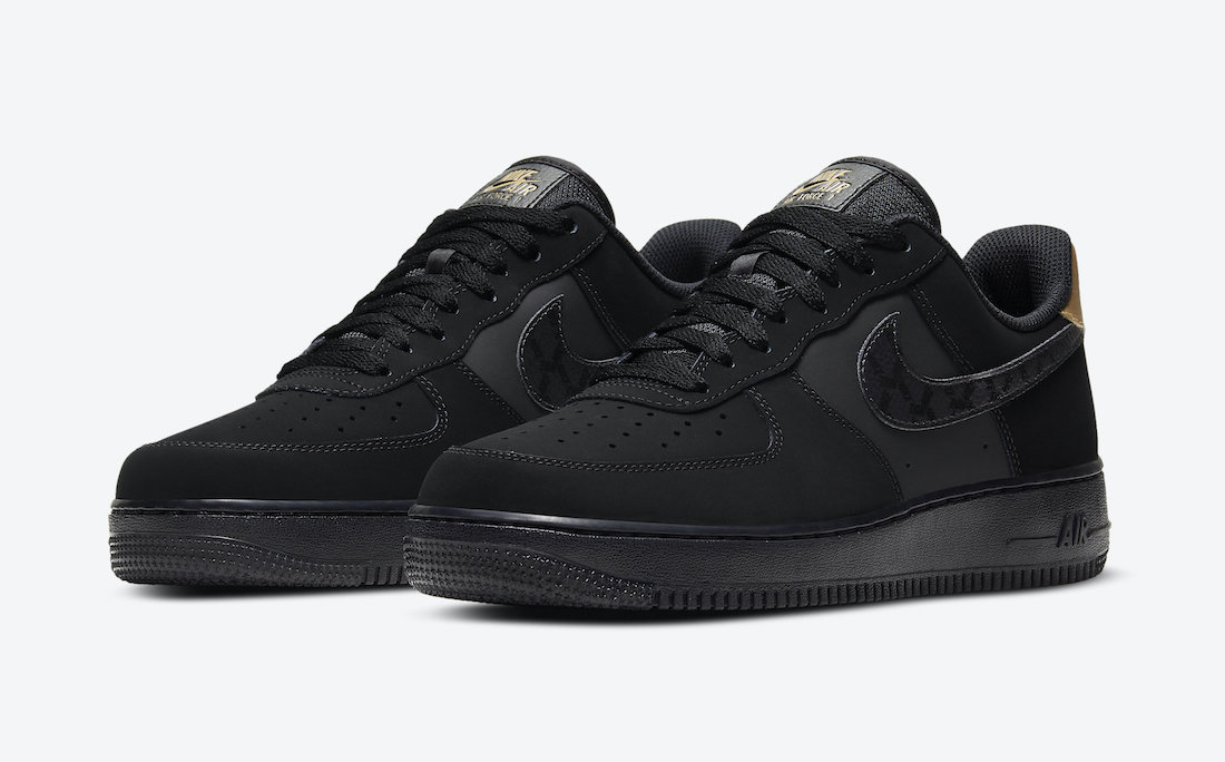 Nike Air Force 1 Low DH2473-001 Release Date