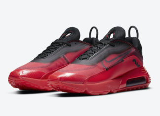 Nike Air Max 2090 Black Red DC1851-600 Release Date