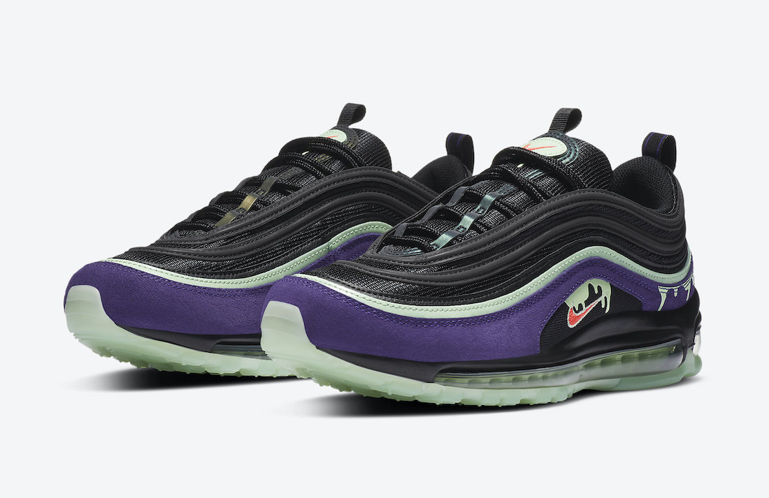 Nike Air Max 97 Slime Halloween DC1500-001 Release Date