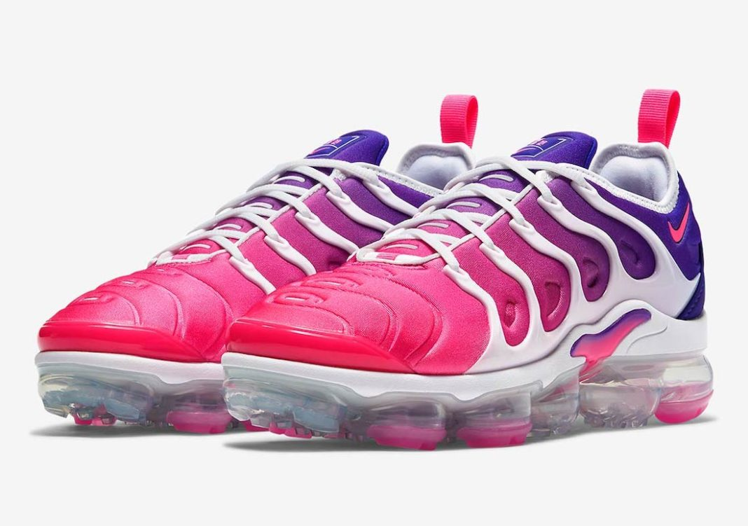 Nike Air VaporMax Plus SE Pink Blast Concord DC2044 900 Release Date