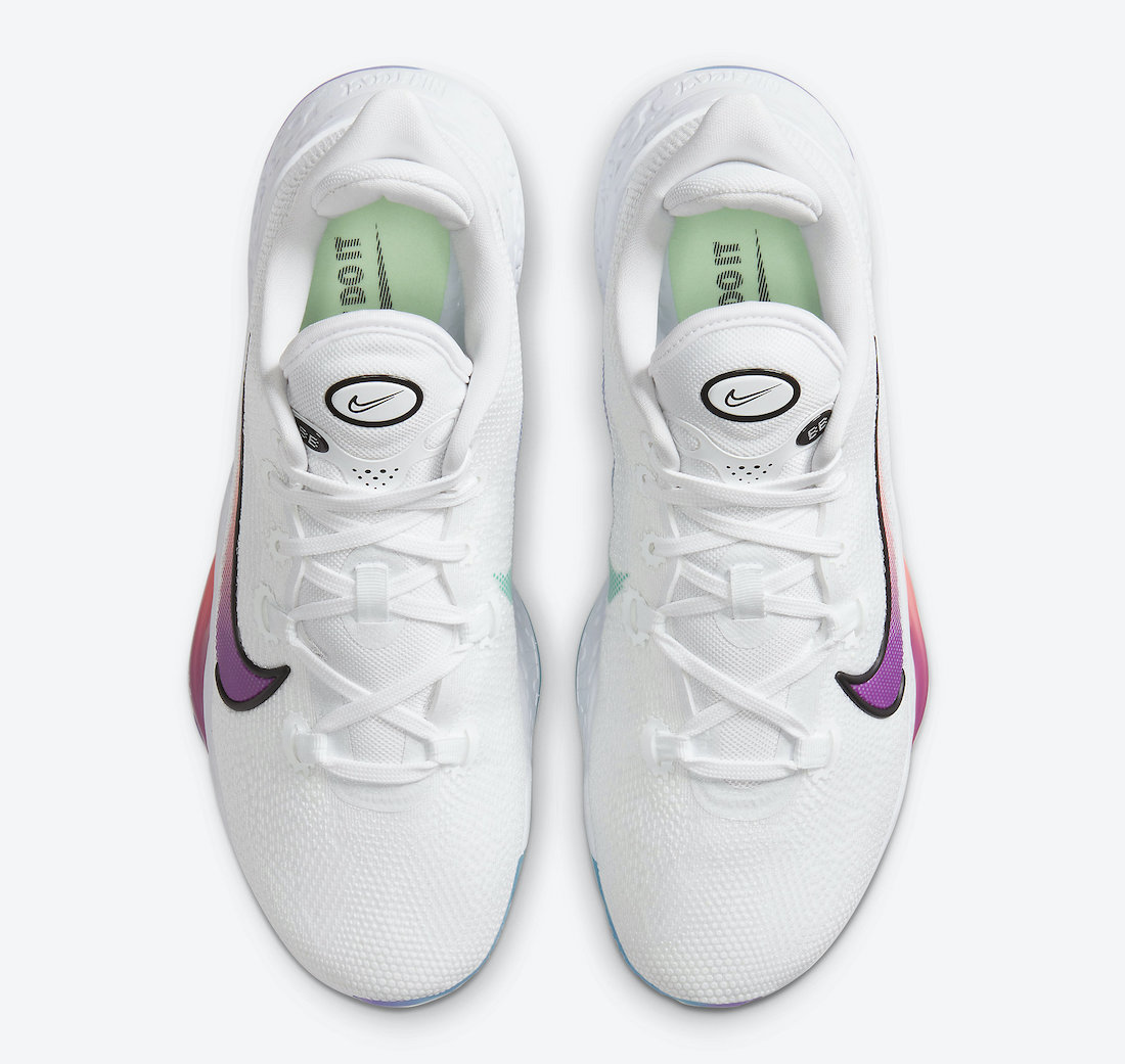 Nike Air Zoom BB NXT White Hyper Violet CK5707-100 Release Date
