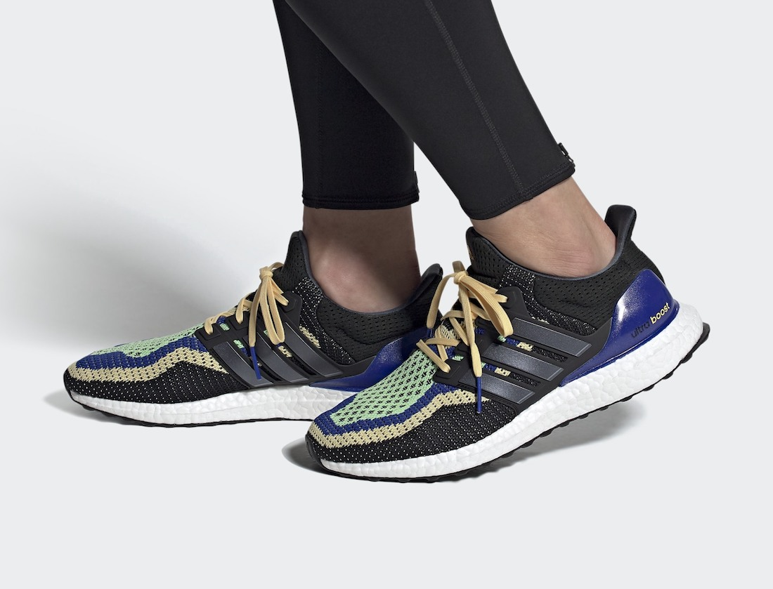 adidas Ultra Boost DNA Core Black Glory Mint FZ3609 Release Date