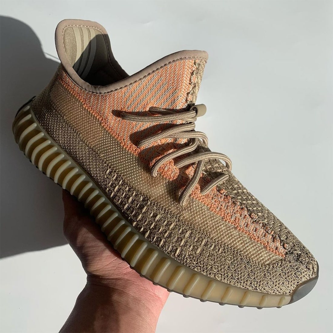 adidas Yeezy Boost 350 V2 Sand Taupe Eliada Release Date