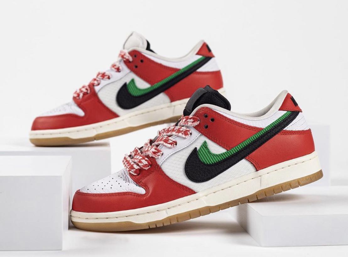 Frame Skate Nike SB Dunk Low CT2550-600 Release Date