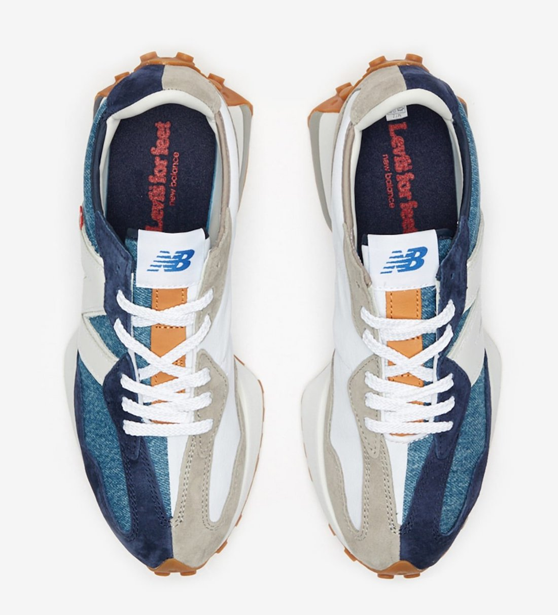 Levis New Balance 327 Release Date