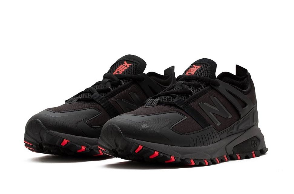 New Balance XRCT Black Energy Red Release Date