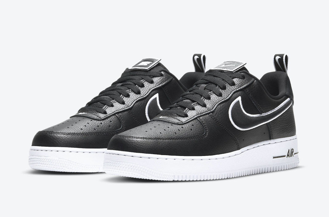 Nike Air Force 1 Low Black DH2472-001 Release Date