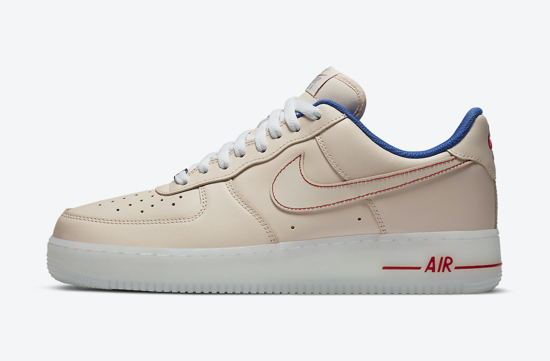 Nike Air Force 1 Low DH0928-800 Release Date