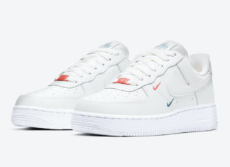 Nike Air Force 1 Low spento