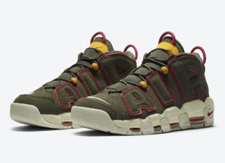Nike Air More Uptempo DH0622-300 Release Date