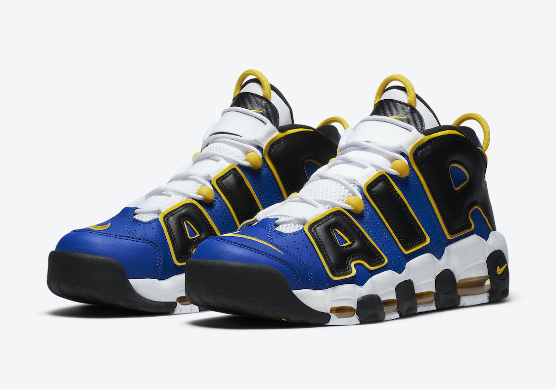 Nike Air More Uptempo Peace Love Basketball DC1399-400 Release Date