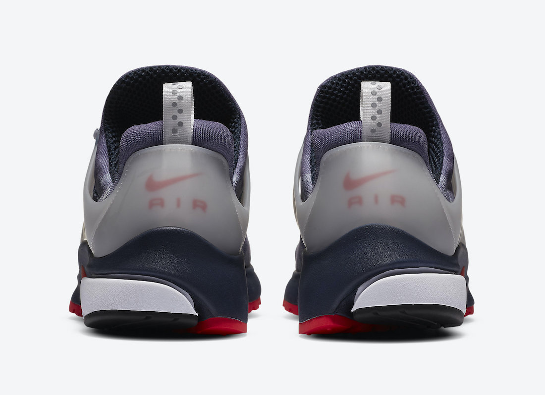 Nike Air Presto USA Navy CJ1229-400 Release Date