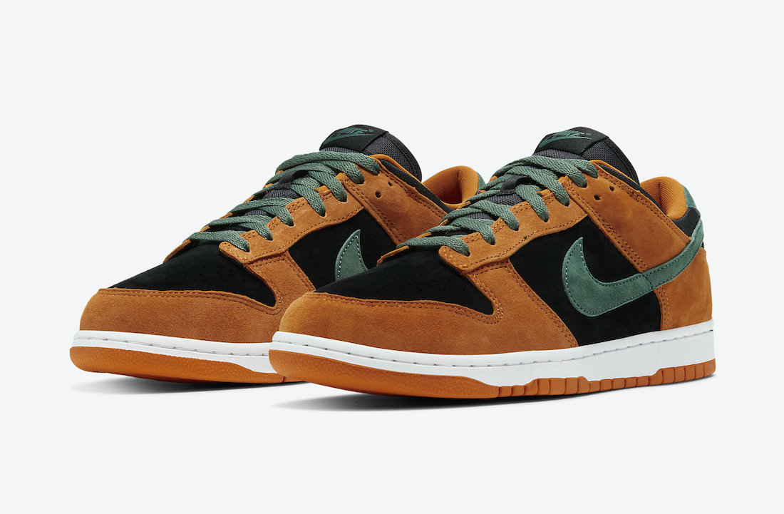 Nike Dunk Low Ceramic DA1469-001 Release Date Price