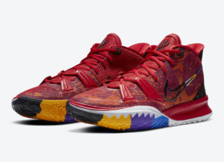 Nike Kyrie 7 Icons of Sport DC0589-600 Release Date