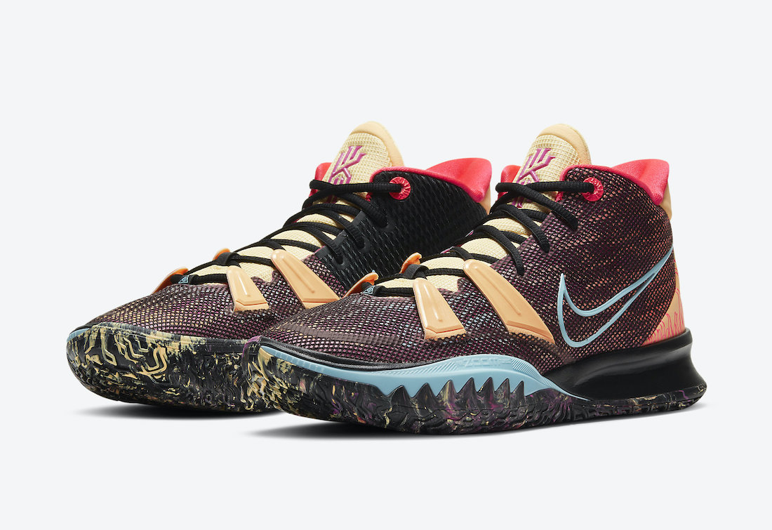 Nike Kyrie 7 Soundwave DC0589-002 Release Date