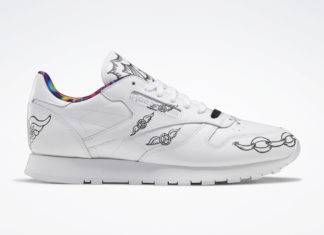 Reebok Classic Leather Peace Day FX3339 Release Date