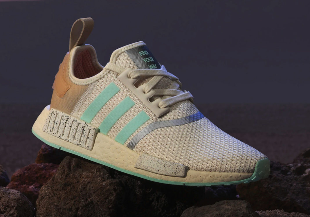 Star Wars adidas NMD R1 Baby Yoda The Child GZ2758 Release Date
