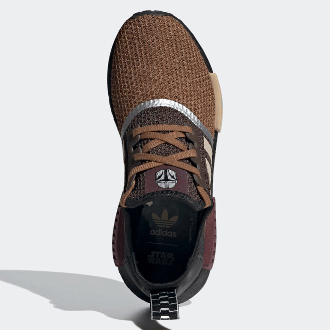 Star Wars adidas NMD R1 The Mandalorian GZ2745 Release Date