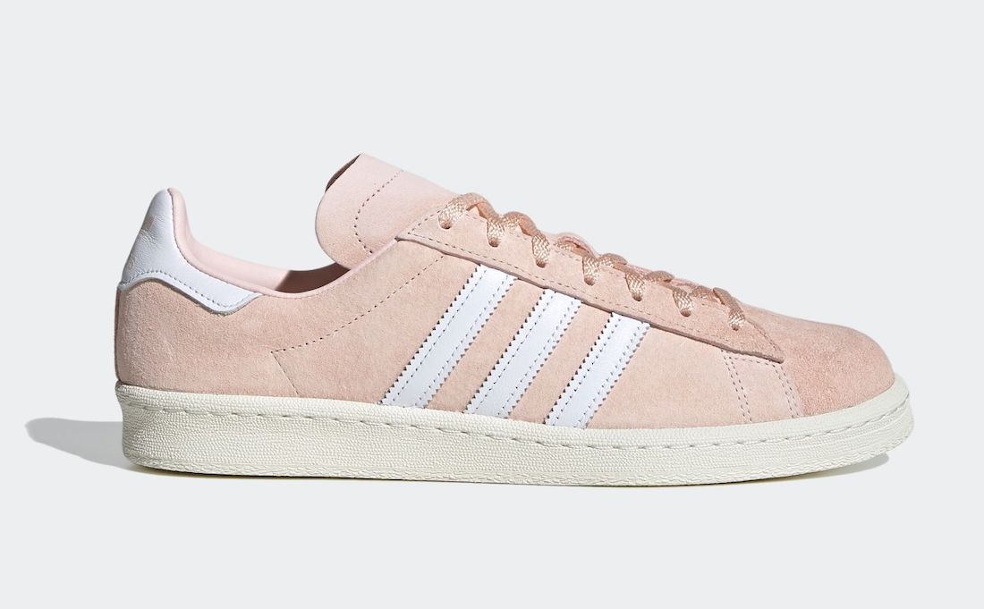 adidas Campus 80s Pink Tint FV0486 Release Date