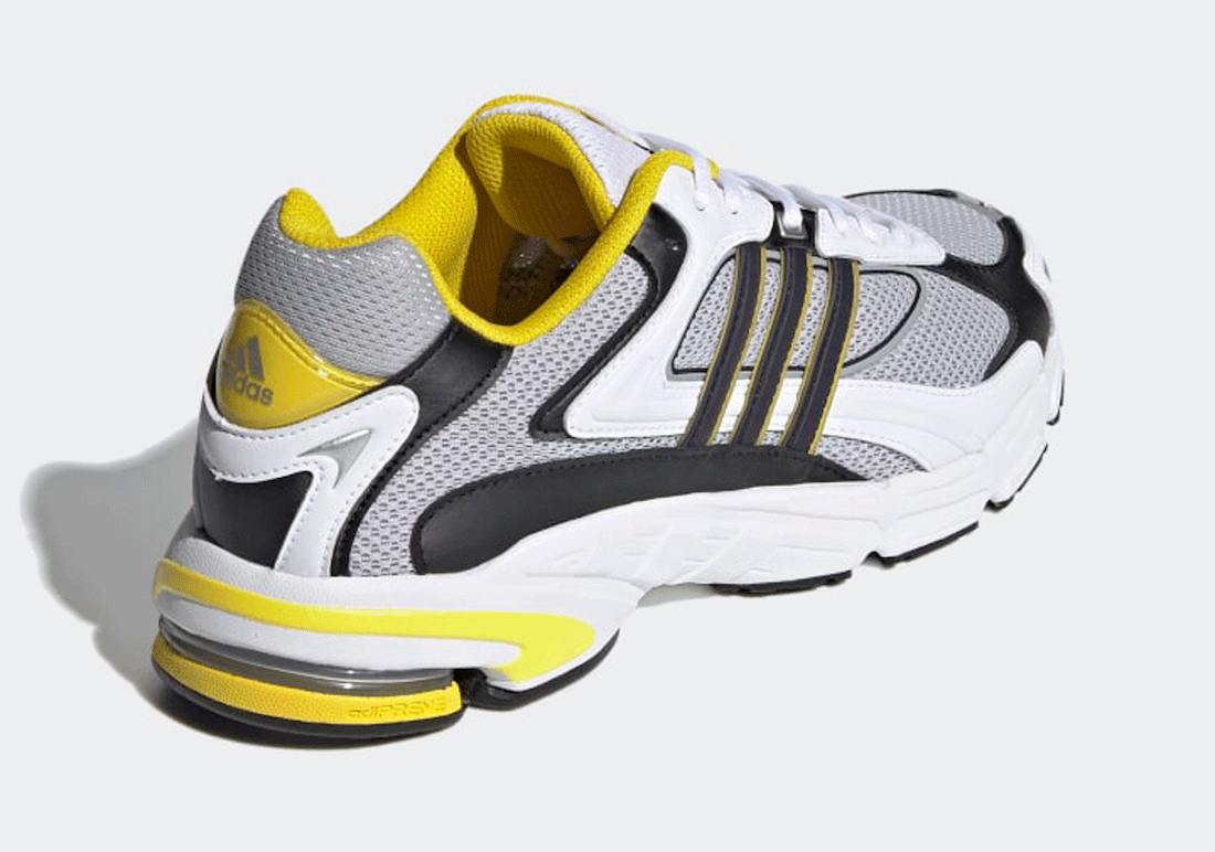 adidas Response CL Yellow Black FX7718 Release Date