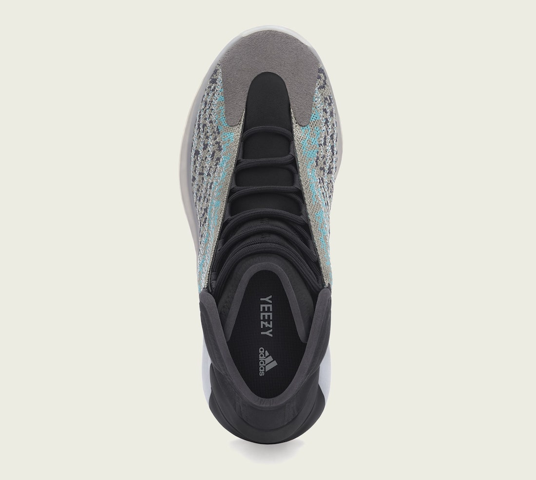 adidas Yeezy Quantum Teal Blue G58864 Release Date