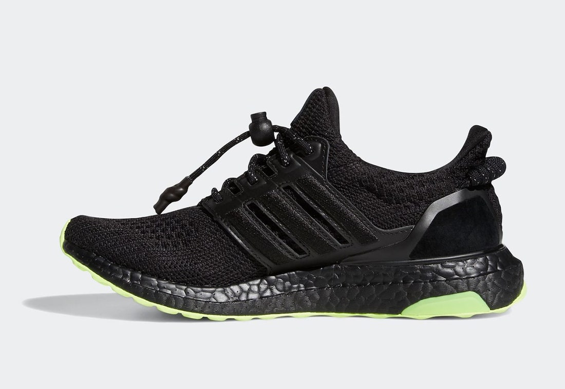 Beyonce Ivy Park adidas Ultra Boost Black GX0200 Release Date
