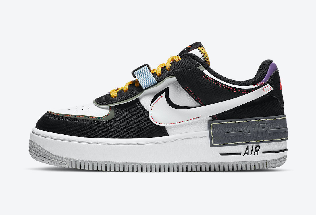 Nike Air Force 1 Shadow Fresh Perspective DC2542-001 Release Date