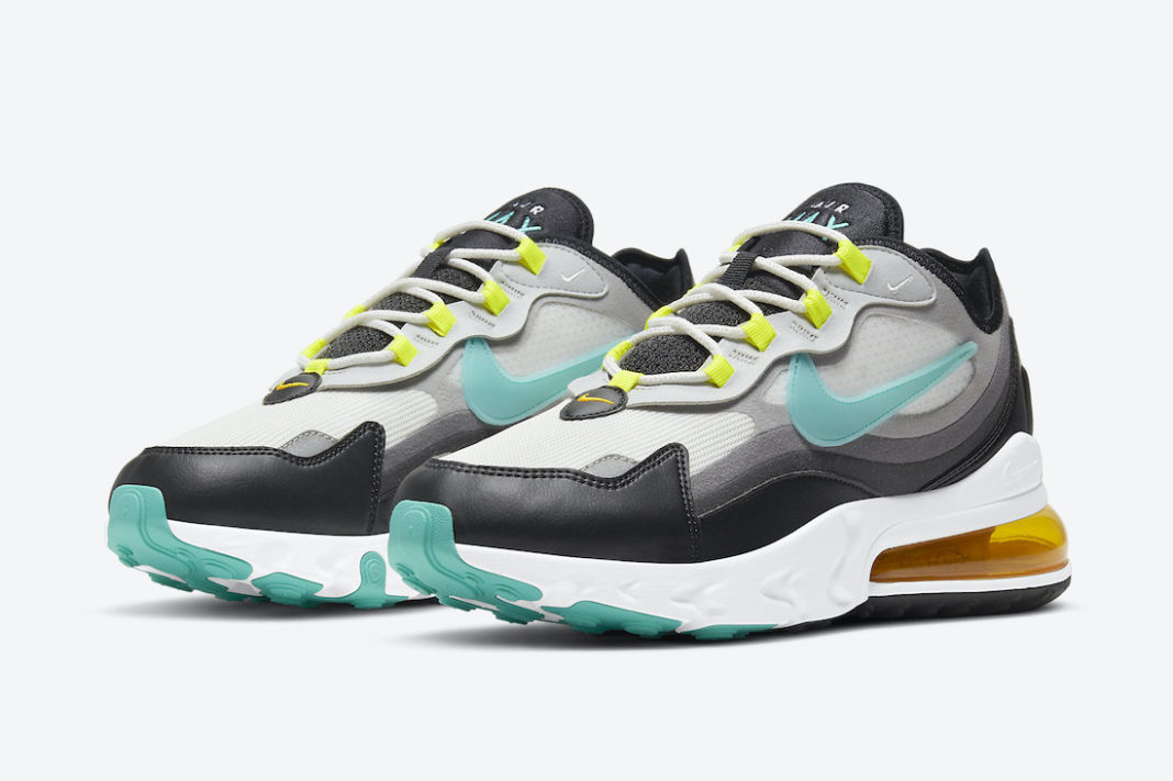 Nike Air Max 270 React Evolution of Icons DJ5856-100 Release Date