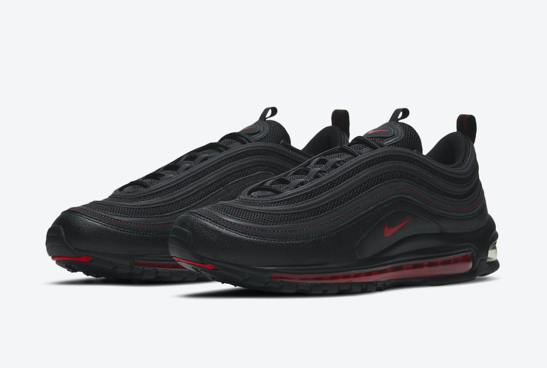 Nike Air Max 97 Black Red DH4092-001 Release Date