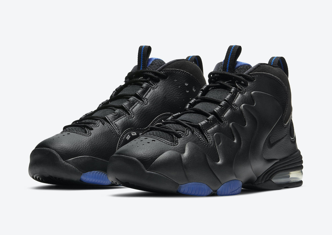 Nike Air Penny 3 Black Royal CT2809-001 Release Date Price