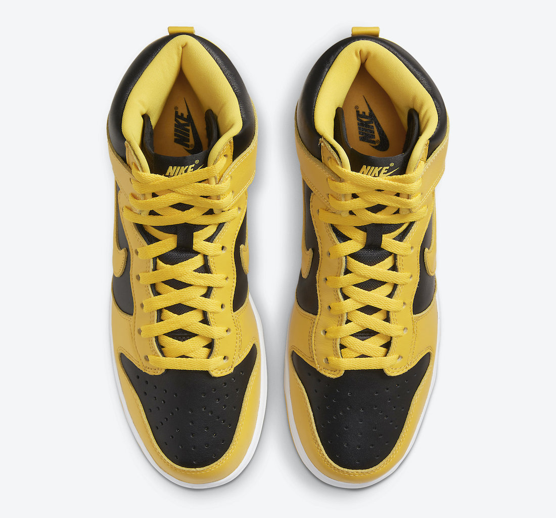 Nike Dunk High Varsity Maize CZ8149-002 Release Date Price