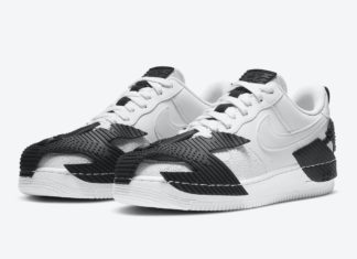 Nike NDSTRKT Air Force 1 CZ3596-100 Release Date