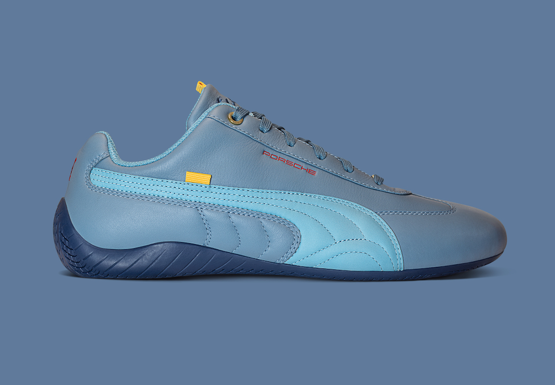 Porsche PUMA Icons of Fast Release Date