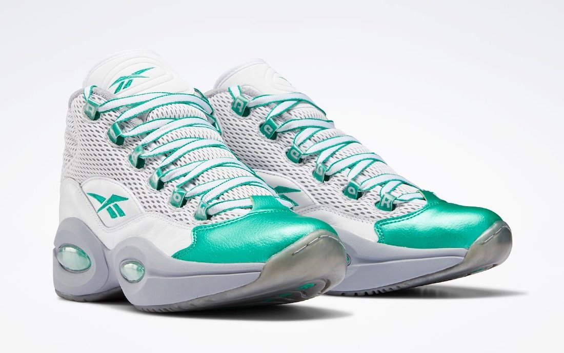Reebok Question Mid Philadelphia Eagles FZ3993 Release Date