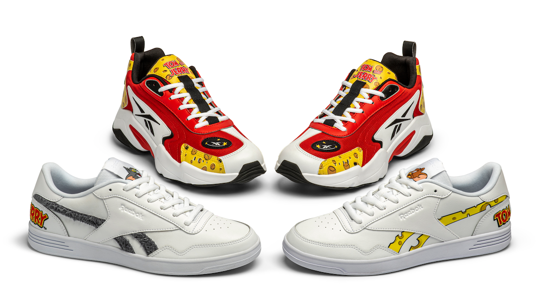 Tom and Jerry Reebok Release Date