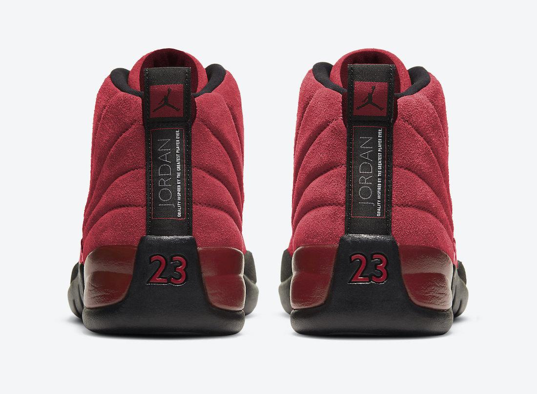 Air Jordan 12 Reverse Flu Game 2020 CT8013-602