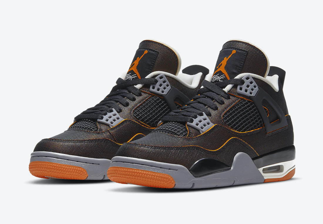 Air Jordan 4 Starfish CW7183-100 Release Date Price