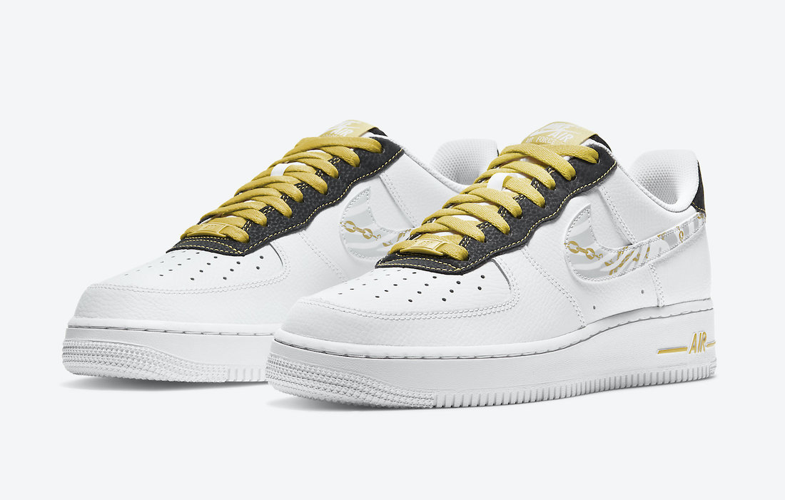 Nike Air Force 1 Low DH5284-100 Release Date