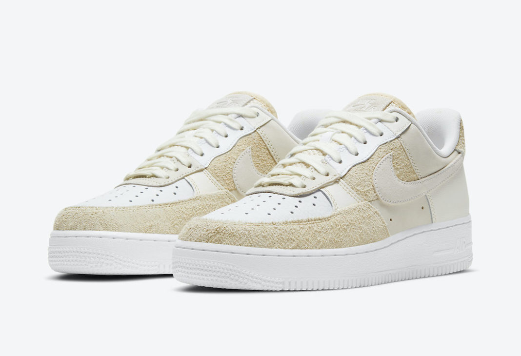 Nike Air Force 1 Low Sail Coconut Milk DD6618-100 Release Date