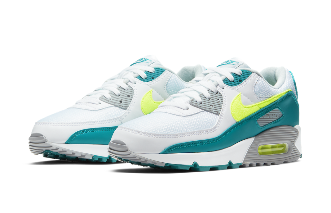 Nike Air Max 90 Spruce Lime CZ2908-100 Release Date