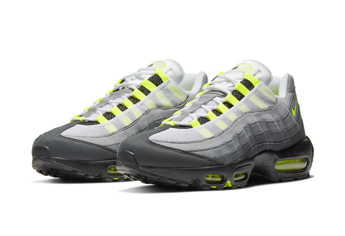Nike Air Max 95 OG Neon CT1689-001 Release Date